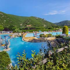 Ferienparks in den Cevennen